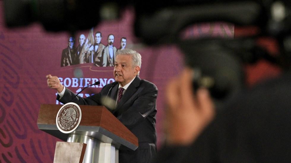 CNDH llama a AMLO a retractarse de memorándum contra la Reforma Educativa - Foto de Notimex