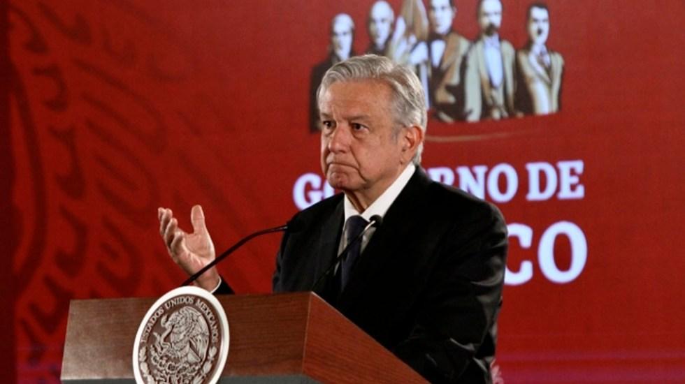 Desclasificarán expediente de López Obrador - Foto de Notimex