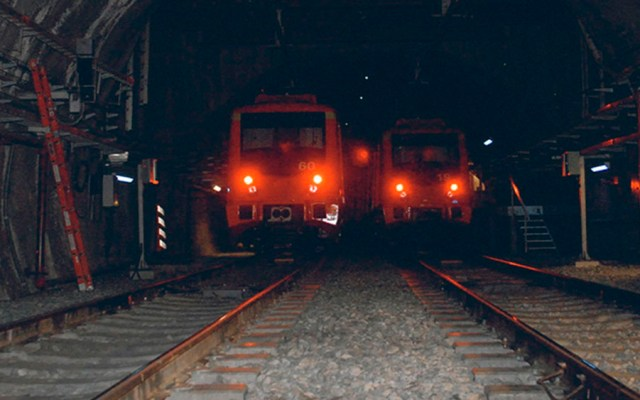 SCT actualizará estudios para ampliar la Línea A del Metro - Foto de @MetroCDMX