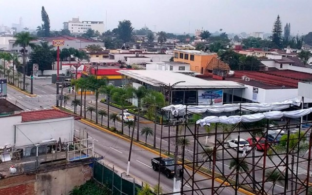 Apagón en municipios de Veracruz por falla de CFE - apagón cfe veracruz