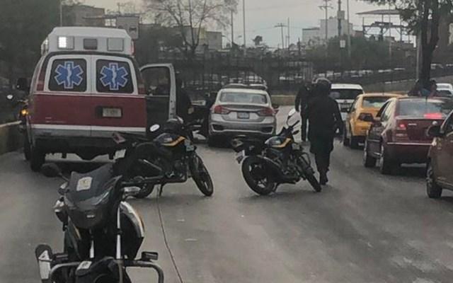Ejecutan a hombre en Circuito Interior Río Consulado - Foto de @telediario