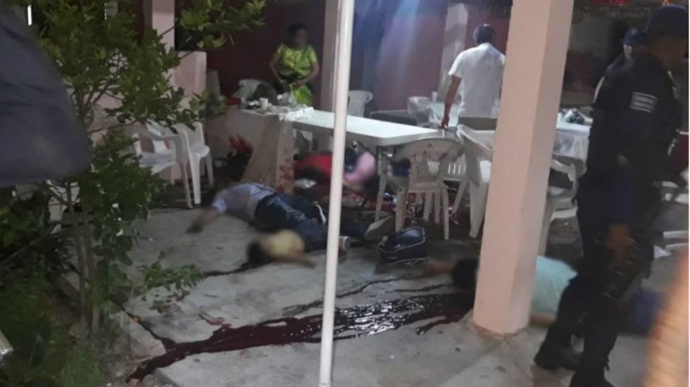 """""""En el Veracruz de hoy no habrá impunidad"""": Cuitláhuac García - ataque minatitlán impunidad cuitláhuac garcia"""