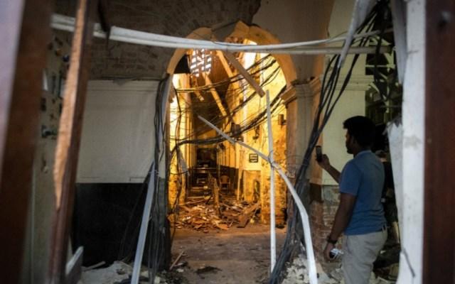 Muere líder extremista en atentados de Sri Lanka - atentado sri lanka