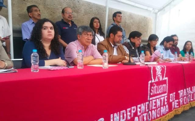 UAM, SITUAM y gobierno federal sin acuerdo tras 75 días de huelga - Foto de Notimex