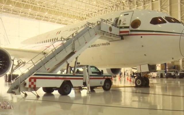 Hay 14 interesados en comprar el avión presidencial: Banobras - Avión Presidencial José Ma. Morelos y Pavón. Captura de pantalla