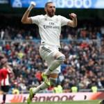 Real Madrid vence al Athletic de Bilbao con triplete de Benzema - Foto de @realmadrid