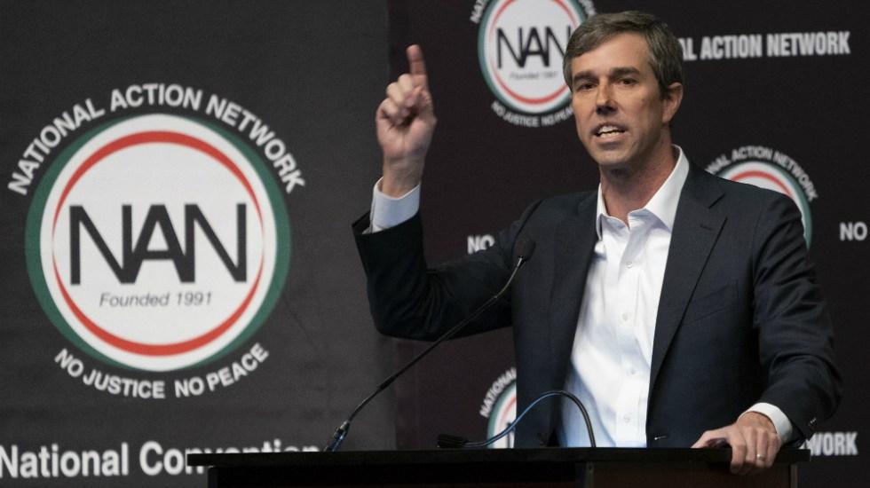 Recauda O'Rourke 9.4 mdd en 18 días de campaña - Foto de AFP