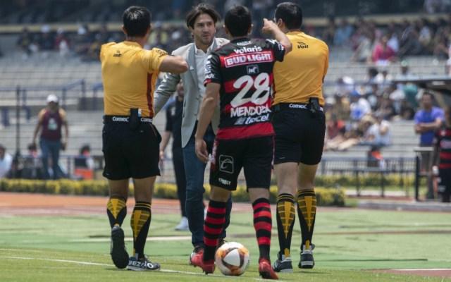 Comisión Disciplinaria suspende un partido a Bruno Marioni - Foto de Mexsport