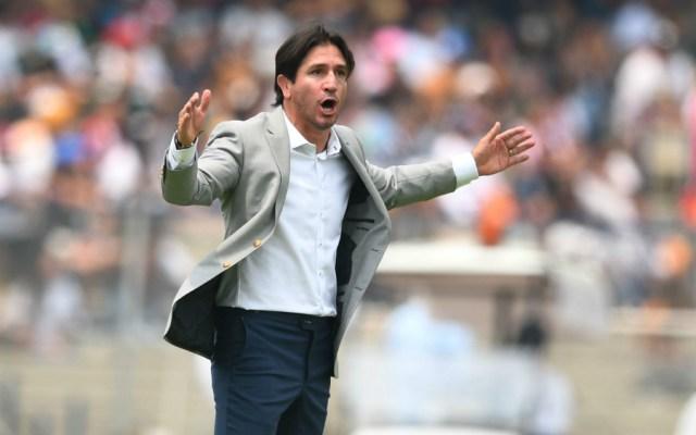 Disciplinaria multa y suspende a Bruno Marioni - Foto de Mexsport