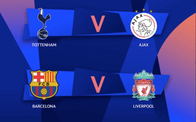 Confirmadas las fechas de semifinales de la Champions League - Foto de @ChampionsLeague
