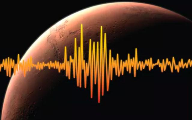 Detectan por primera vez un sismo en Marte - detectar por primera vez un temblor en marte