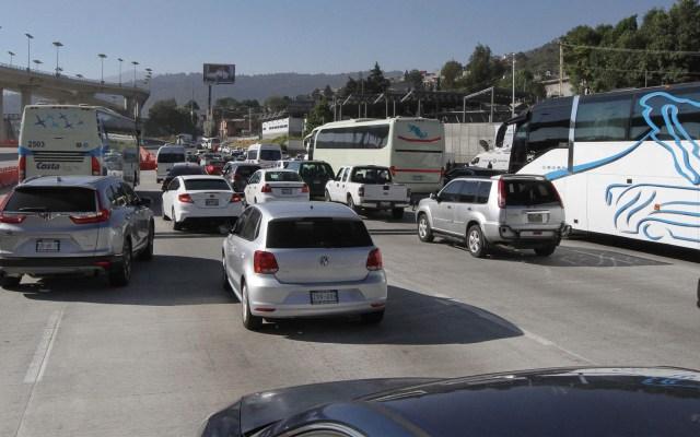 En Semana Santa aumentaron 10.3 por ciento los cruces vehiculares: Capufe - Capufe