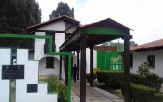 Joven de 17 años violó a niña de 11 en primaria de Toluca - El joven fue internado en el Centro de Internamiento para Adolescentes Quinta del Bosque. Foto de SSEM