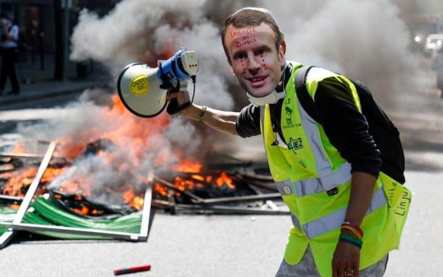 Tensión en París ante nuevas manifestaciones de chalecos amarillos - Foto de AFP
