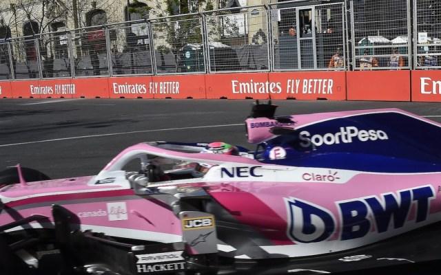 Checo Pérez termina sexto en el Gran Premio de Azerbaiyán - checo perez gran premio de azerbaiyán