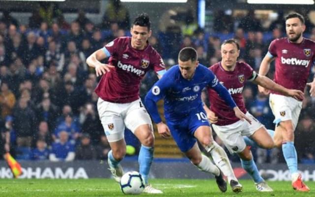 Chelsea vence al West Ham y se coloca tercero en la Premier League - Chelsea vence 2-0 al West Ham