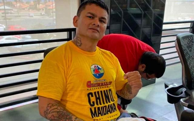 """Marcos """"El Chino"""" Maidana anuncia su retiro definitivo del boxeo - Foto de Alex Ariza"""
