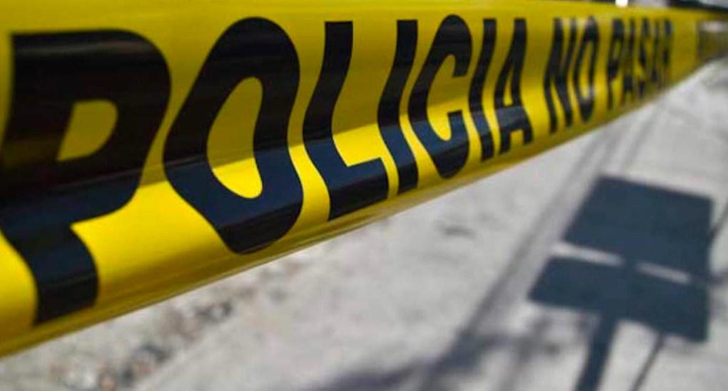 Controlan fuga de gas en Puebla - Zona acordonada por la policía