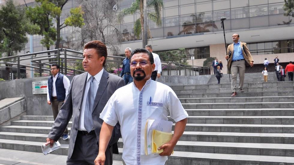 Vinculan a proceso a Cipriano Charrez por homicidio doloso - Cipriano Charrez