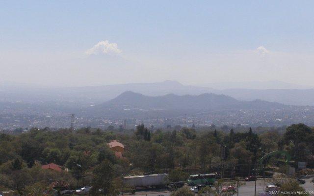 Tláhuac amanece con mala calidad del aire - calidad del aire