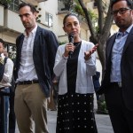 Fotocívicas inician nueva relación entre la ciudadanía y el gobierno: Sheinbaum - claudia sheinbaum y las fotocívicas