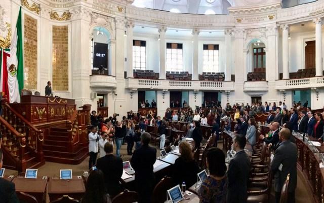 Congreso capitalino condena muerte de alumna de CCH Oriente - congreso cdmx alumna cch