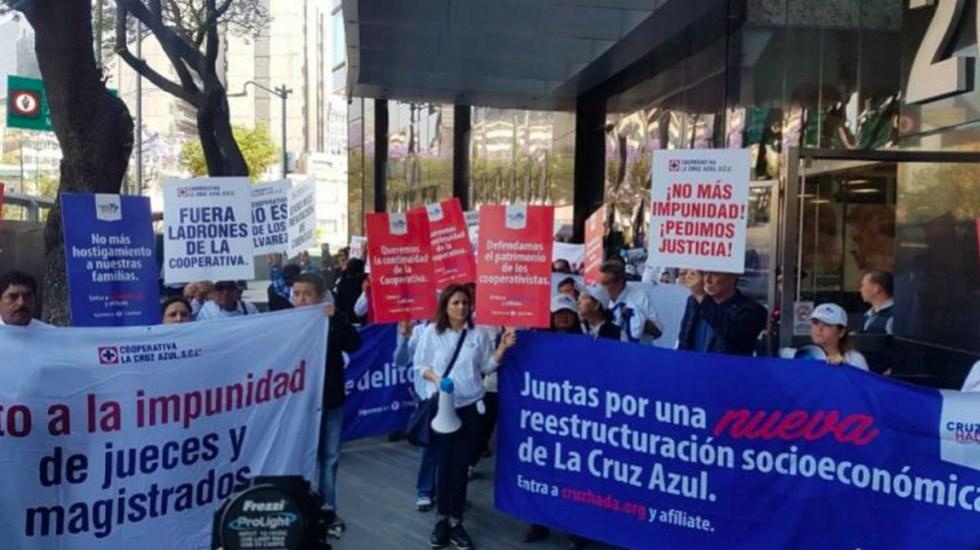 Cooperativa Cruz Azul presenta denuncia tras acusaciones en su contra - Foto de Récord