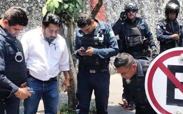 Intentan asaltar a dos mujeres policías en Morelos - Foto de @24_morelos