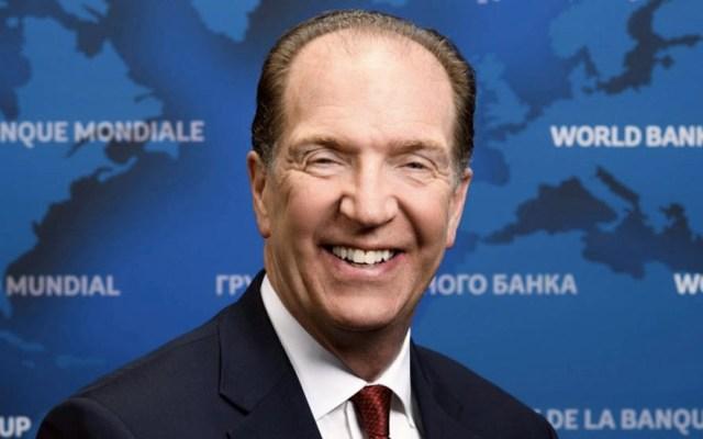 Nuevo presidente del Banco Mundial urge a combatir la pobreza - David Malpass, presidente del Banco Mundial. Foto de @WorldBank