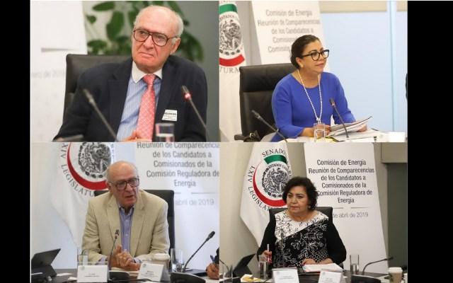 ¿Quiénes son los comisionados designados por AMLO a la CRE? - Designados para la CRE. Foto de @CanalCongreso