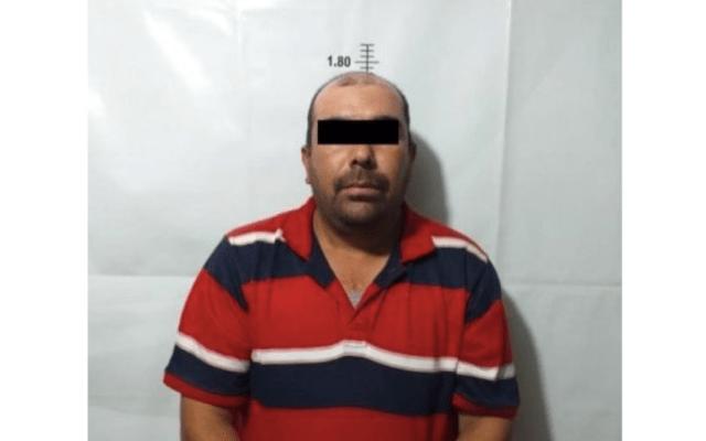 Detienen a presunto asesino de activista en Chihuahua - Foto de Fiscalía General del Estado de Chihuahua