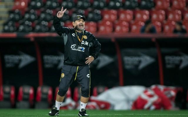 Comisión Disciplinaria abre investigación contra Maradona - Foto de Mexsport