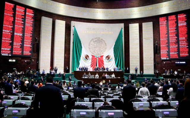 PRD busca juicio contra legisladores de BC por ampliación de mandato - congreso declara constitucional la reforma educativa