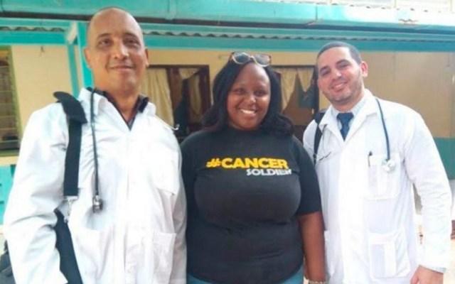 Secuestran a dos médicos cubanos en Kenia - Foto de Twitter