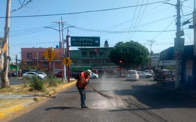 Ecatepec registra mala calidad de aire, se mantiene contingencia ambiental - Foto de @DSPEcatepec