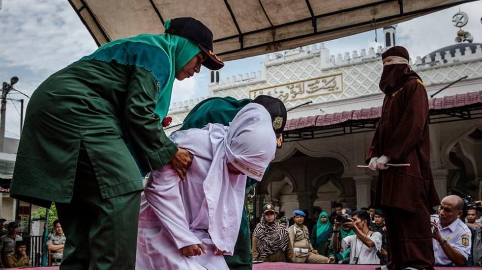 Arabia Saudita ejecuta a 37 personas vinculadas al terrorismo - Ejecución en Arabia Saudita. Foto de @amnistia.org