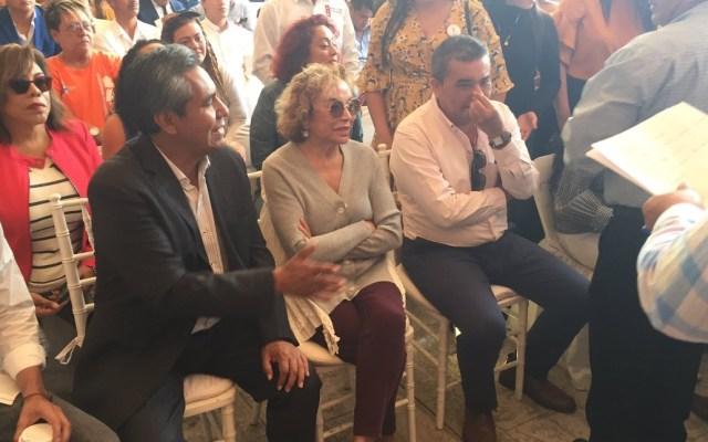 Elba Esther Gordillo buscará nuevamente la presidencia del SNTE - Foto de @mxmmichoacan
