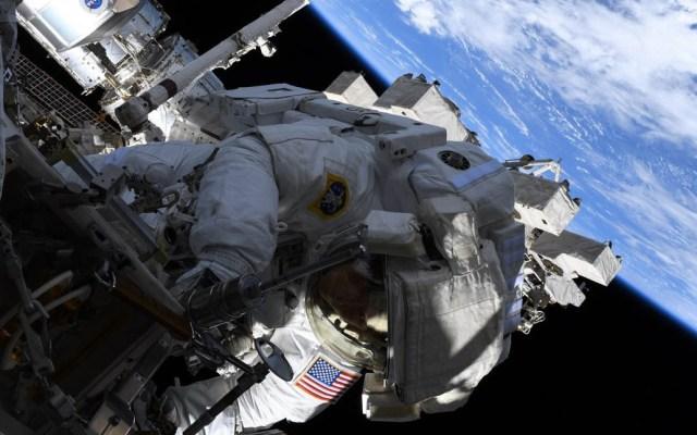 Prueba de misil de India puso en riesgo a astronautas de la ISS - Foto de @Astro_Christina