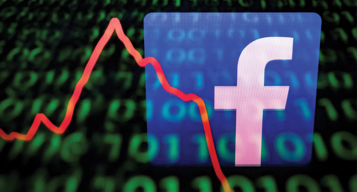 Reporta Facebook pérdida de 3 mil millones de dólares