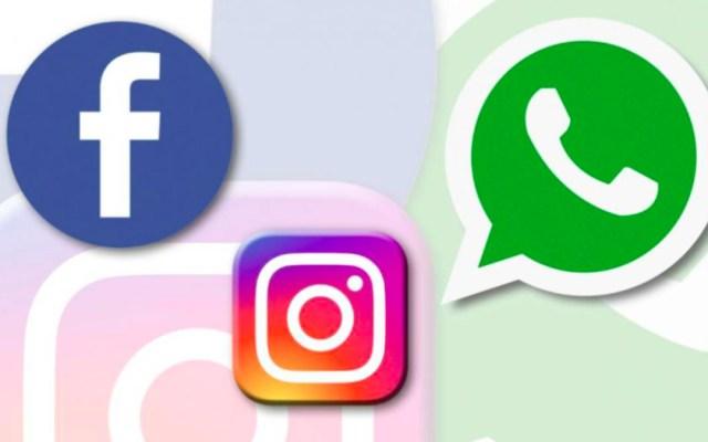 Facebook, WhatsApp e Instagram caen a nivel mundial - Foto de As
