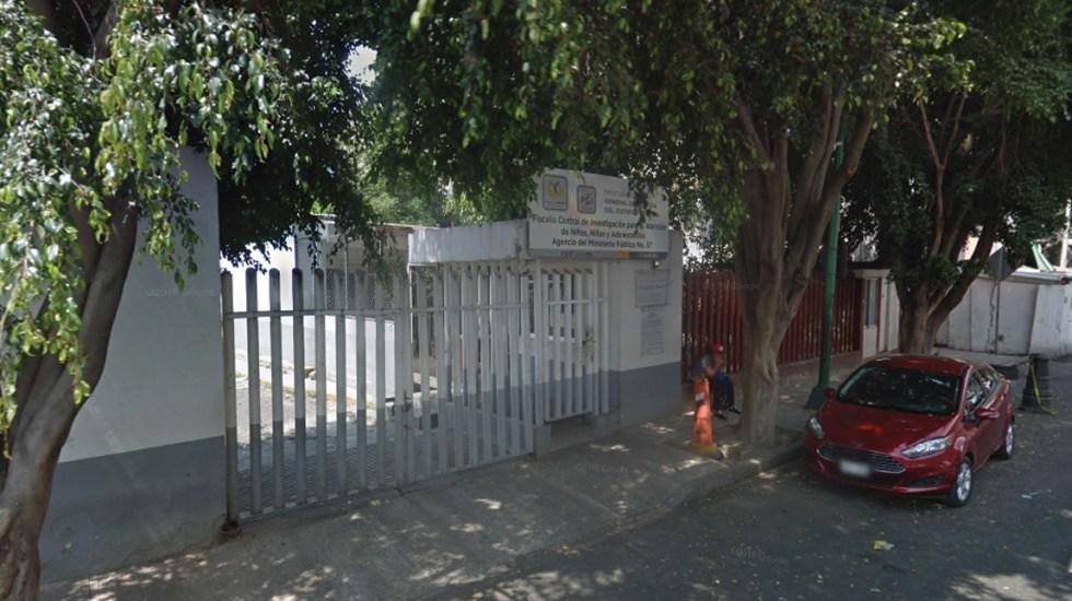 Recapturan a cuatro jóvenes que se fugaron de fiscalía - Foto de Google Maps