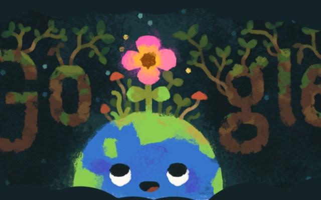 Google reitera su compromiso con el planeta - google