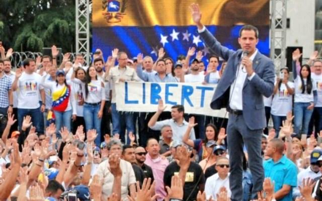 Guaidó advierte que espera por apoyo de militares no será eterna - guaidó venezuela