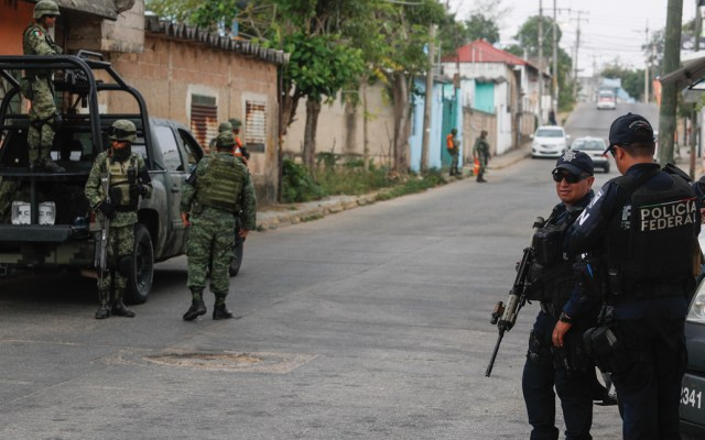 Congelan cuentas ligadas a grupos delictivos en Minatitlán - Guardia Nacional Minatitlán
