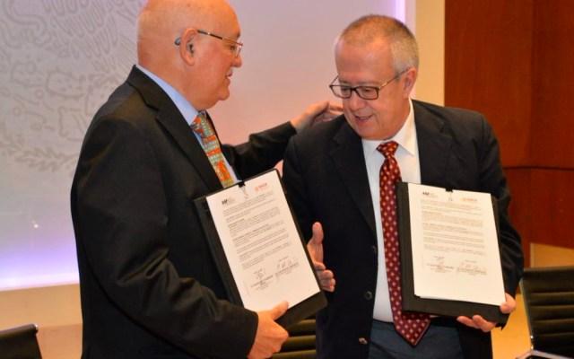 Hacienda y ASF firman acuerdo para combatir la corrupción - hacienda corrupción