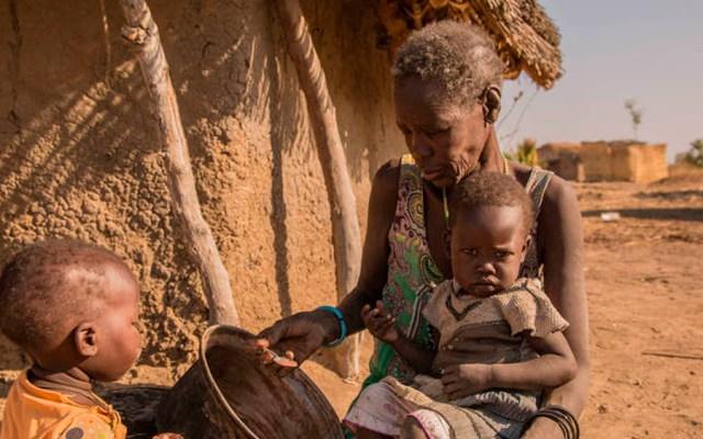 Al menos 113 millones de personas sufrieron hambre aguda en 2018 - Foto de FAO