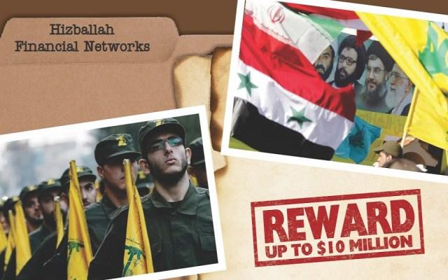 EE.UU. ofrece hasta 10 mdd por información contra Hezbolá - Imágenes alusivas a la organización Hezbolá. Foto de @Rewards4Justice