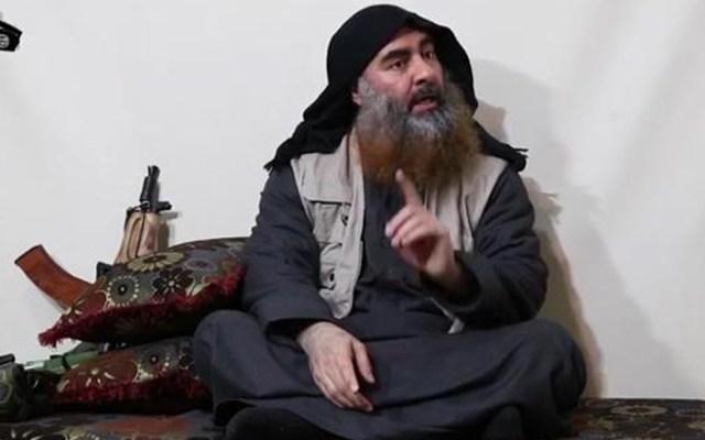 Reaparece en un video el líder del Estado Islámico después de cinco años - Foto de AFP