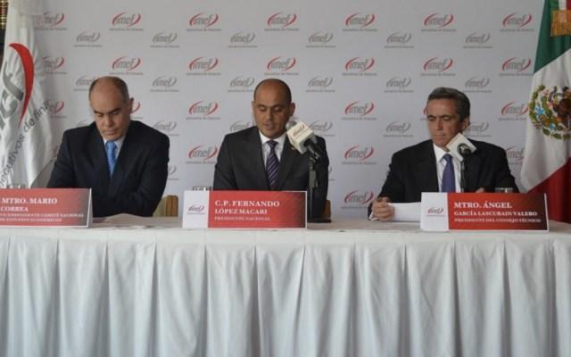Pemex es una gran preocupación financiera para el país: IMEF - Foto de @IMEFOficial