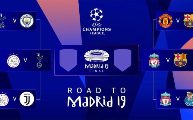 Nueva regla de la FIFA aplicará en la final de Champions - nueva regla final champions